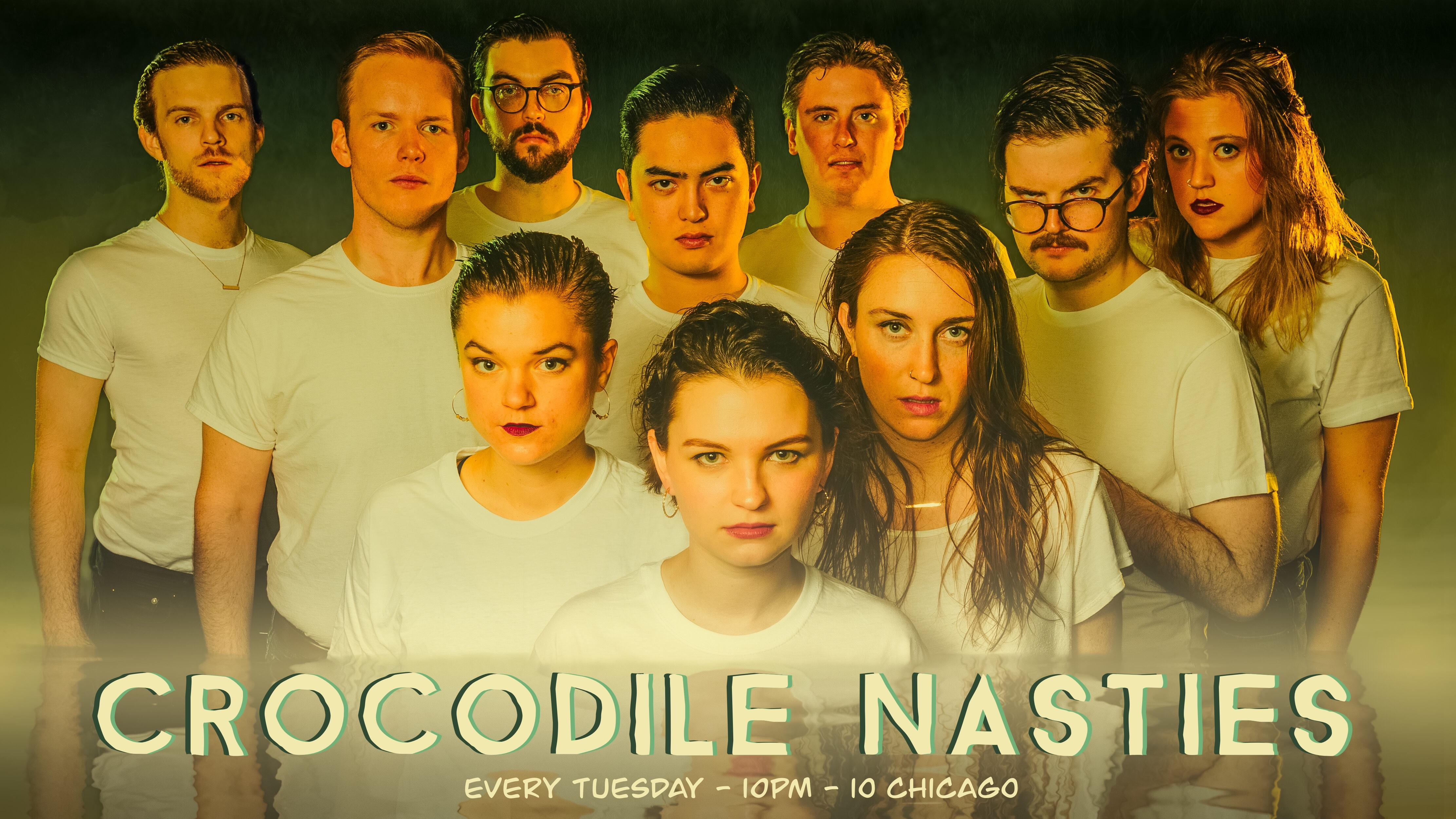 HAROLD NIGHT w/ Crocodile Nasties & HAROLD TEAM