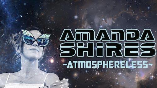Amanda Shires Atomsphereless Tour with L.A. EDWARDS