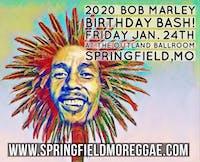 Springfield, MO Bob Marley Bash