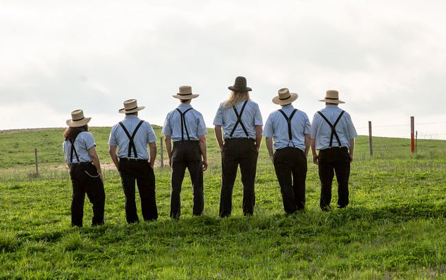 The Amish Outlaws {RESCHEDULED FROM 7/09/20}