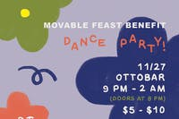 A Benefit for Moveable Feast Dance Party!