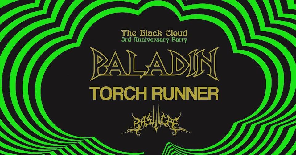 Paladin w/ Torch Runner, Basilica