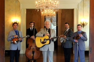 THE DEL MCCOURY BAND with SIERRA HULL