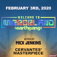 EarthGang: Welcome to Mirrorland Tour w/ Mick Jenkins