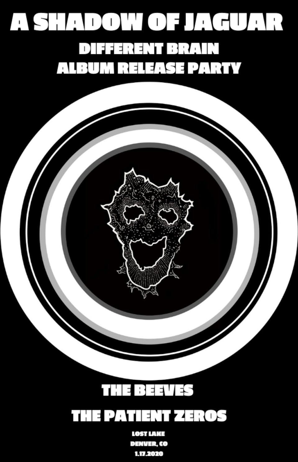 A Shadow Of A Jaguar (Album Release)