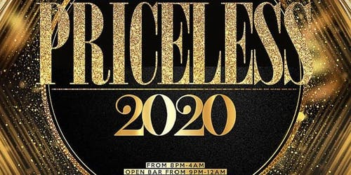 Priceless: New Years Eve 2020