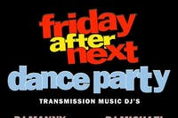 Friday After Next Dance Party