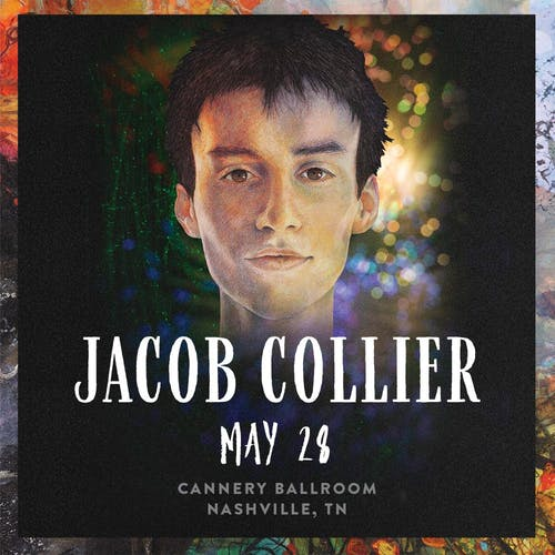 Jacob Collier - DJESSE WORLD TOUR SPRING 2020