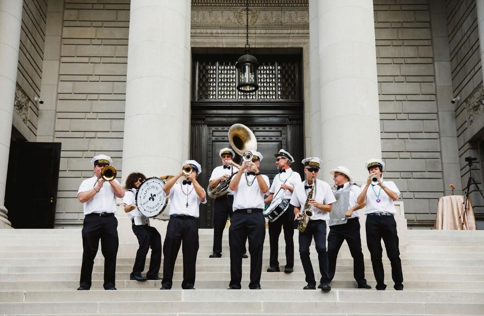 The Naptown Brass Band