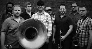 FREE show with Brown Bag Brass Band