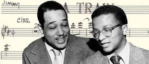 SUITE SOUNDS:THE MUSIC OF ELLINGTON & STRAYHORN w/ The Driftwood Quintet