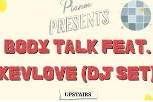 Body Talk feat. Kevolve