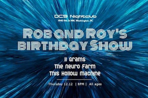 11 Grams ~The Neuro Farm ~ This Hollow Machine