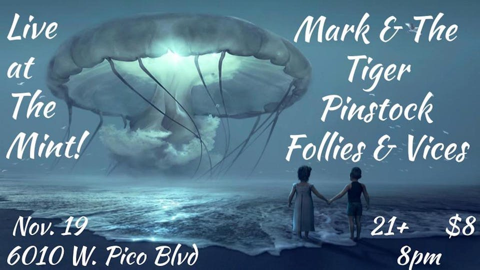 Mark & The Tiger, Follies & Vices, Pinstock, Jefsetter