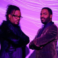 Late Show: The New Negroes Live hosted by Baron Vaughn & Open Mike Eagle
