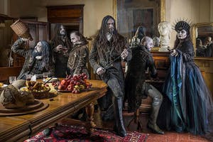 Fleshgod Apocalypse feat. The Veleno Classical Quartet