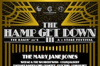 THE THIRD ANNUAL HAMP GET DOWN
