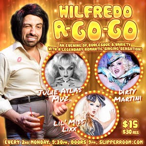 Wilfredo a Go Go!