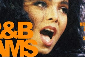 R&B Jams - Throwback Party
