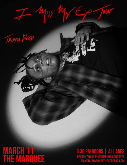 Trippie Redd - Love Me More Tour
