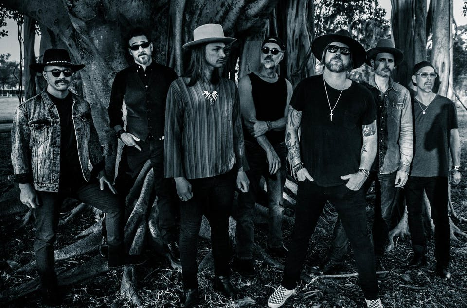 THE ALLMAN BETTS BAND with special guest Marc Ford and Jackson Stokes