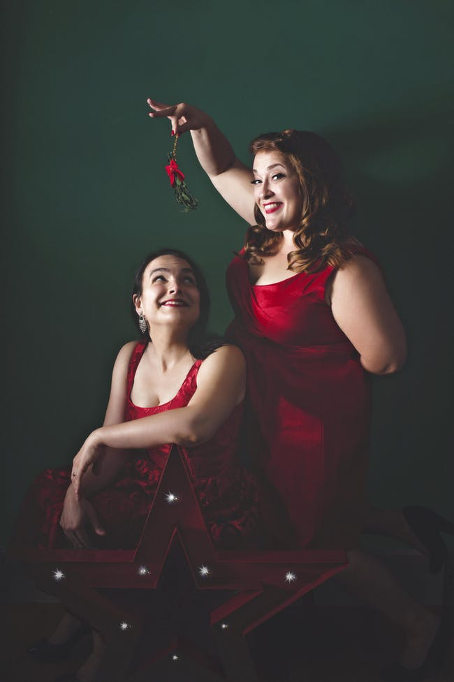 The Sweetback Sisters Country Christmas Sing Along Spectacular!