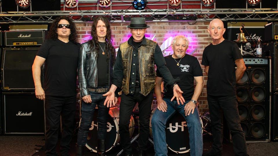 UFO - 50th Anniversary Farewell Tour
