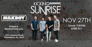 Kicking Sunrise + Dave Patten & the First Cut