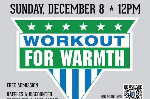 Workout For Warmth
