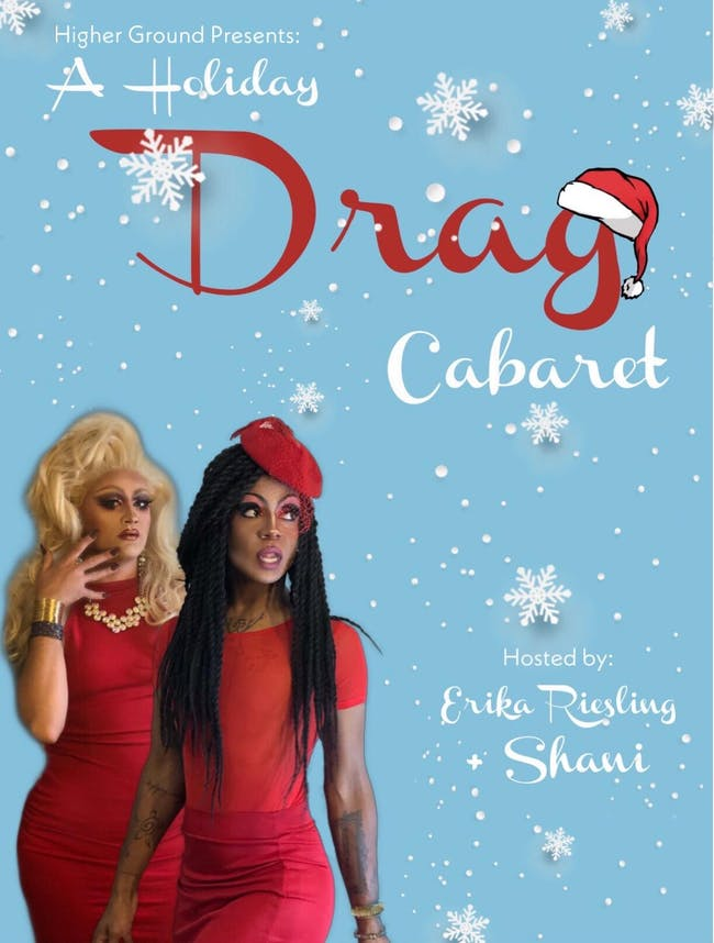 A Holiday Drag Cabaret