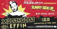 RE:Search feat. Moody Good w/ Effin and Special Guests