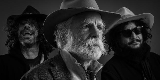 Bob Weir and Wolf Bros (CANCELED)