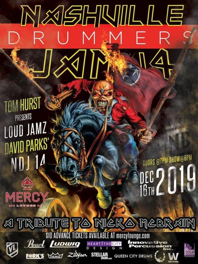 Nashville Drummers Jam 14