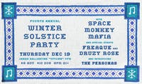 Space Monkey Mafia, Freaque, Druzy Rose, The Personas