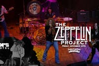 The Zeppelin Project with Doors Hotel
