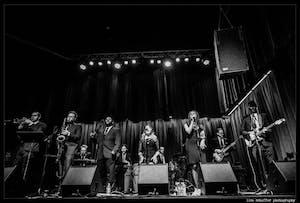York Street Hustle Valentine's Extravaganza- 10 piece Motown & Soul band