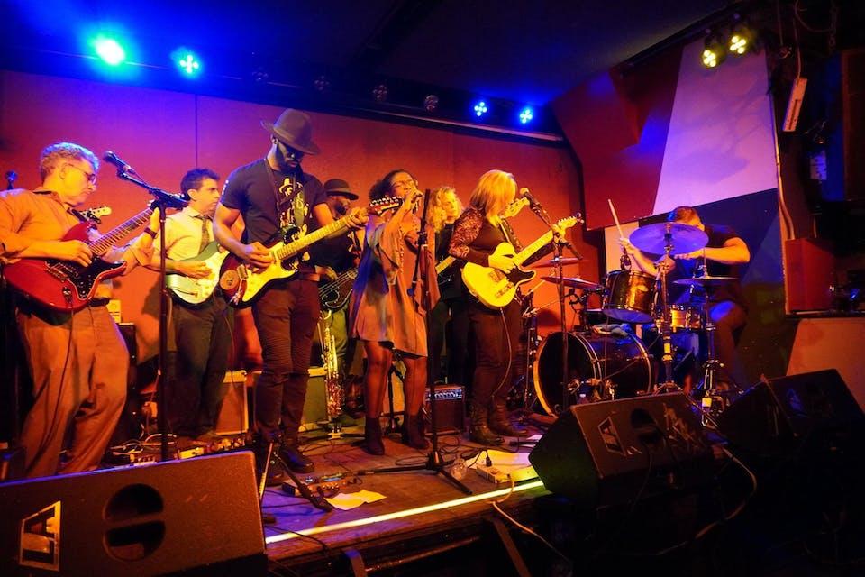 Eliane Delage Guitar Ensemble Showcase