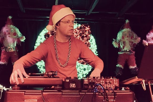 Holiday Liquor & Dance Party ft. DJ Marley Carroll