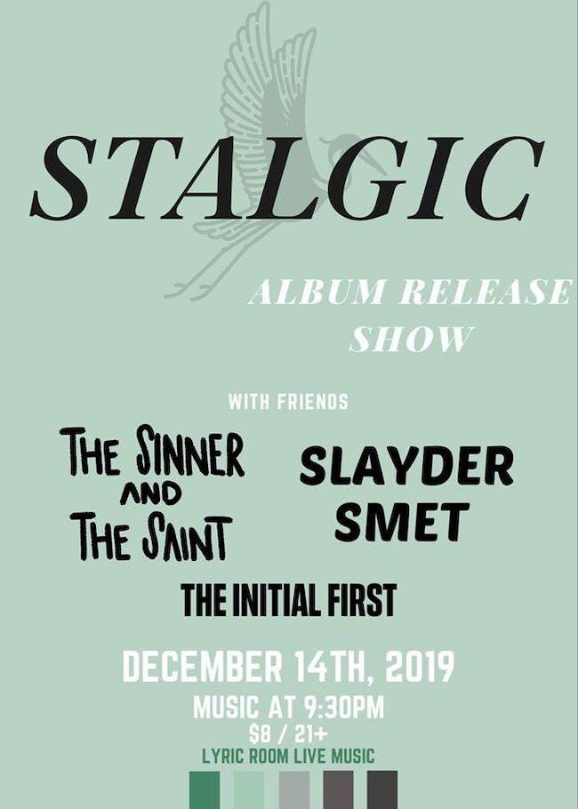 Stalgic Album Release Show