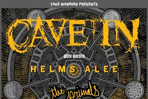 Cave In, Helms Alee, The Primals, Heiress