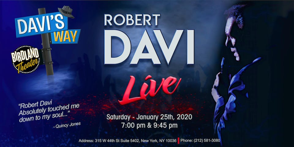 Robert Davi: Davi's Way