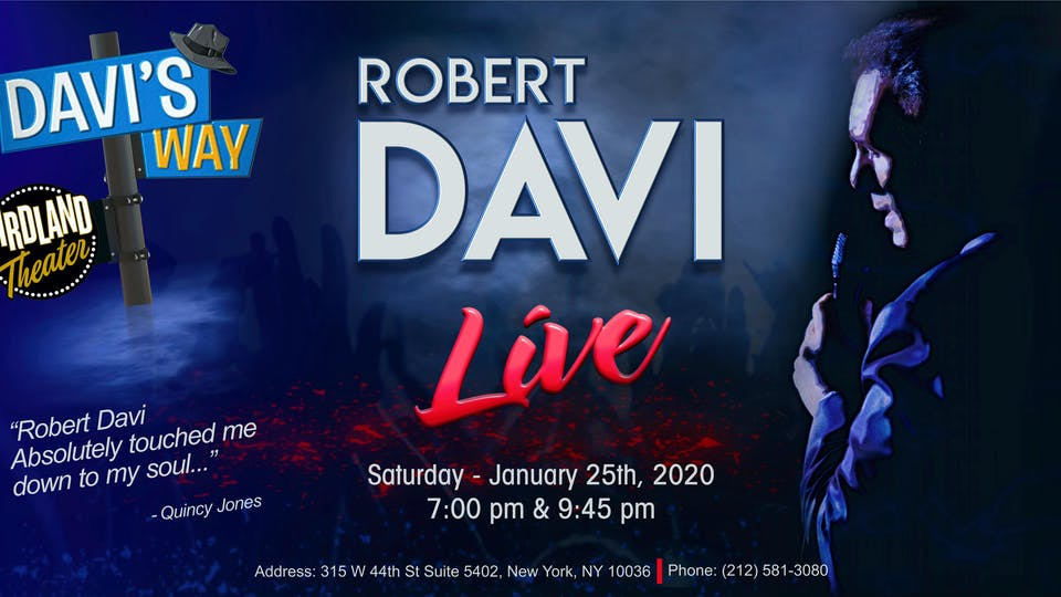 Robert Davi: Davi's Way