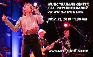 Music Training Center Rock Bands