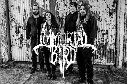 Immortal Bird • Glorious Depravity