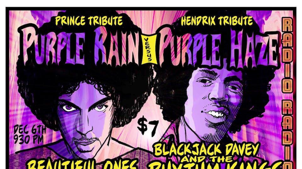 Prince vs Hendrix