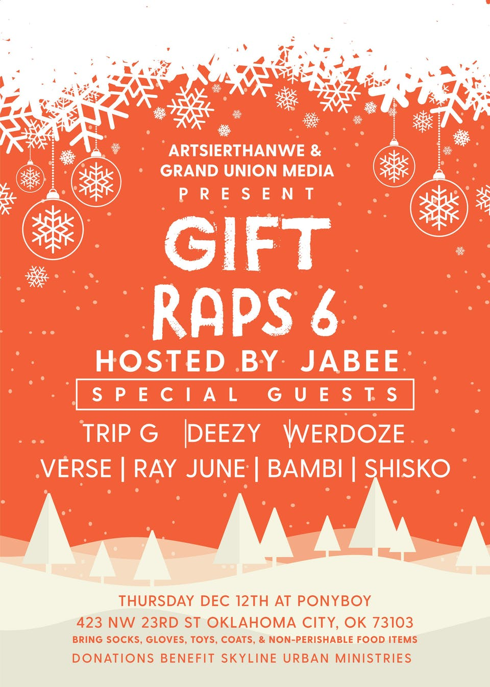 Gift Raps (6th Annual)