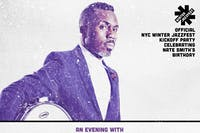 An Evening With Nate Smith feat. KINFOLK + Van Hunt & Very Special Guests