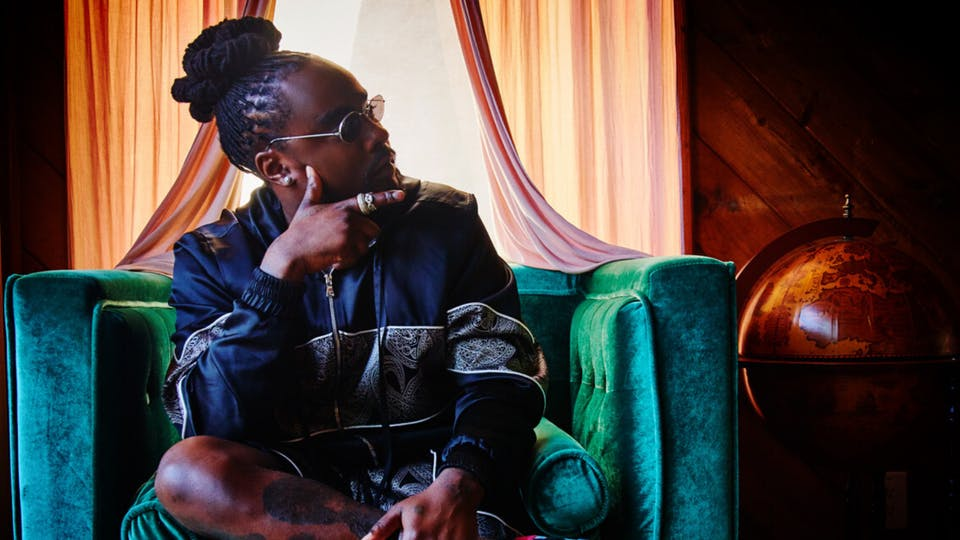 WALE - Wow…That's Crazy Tour