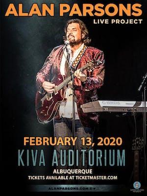 Alan Parsons Live Project Tickets Kiva Auditorium
