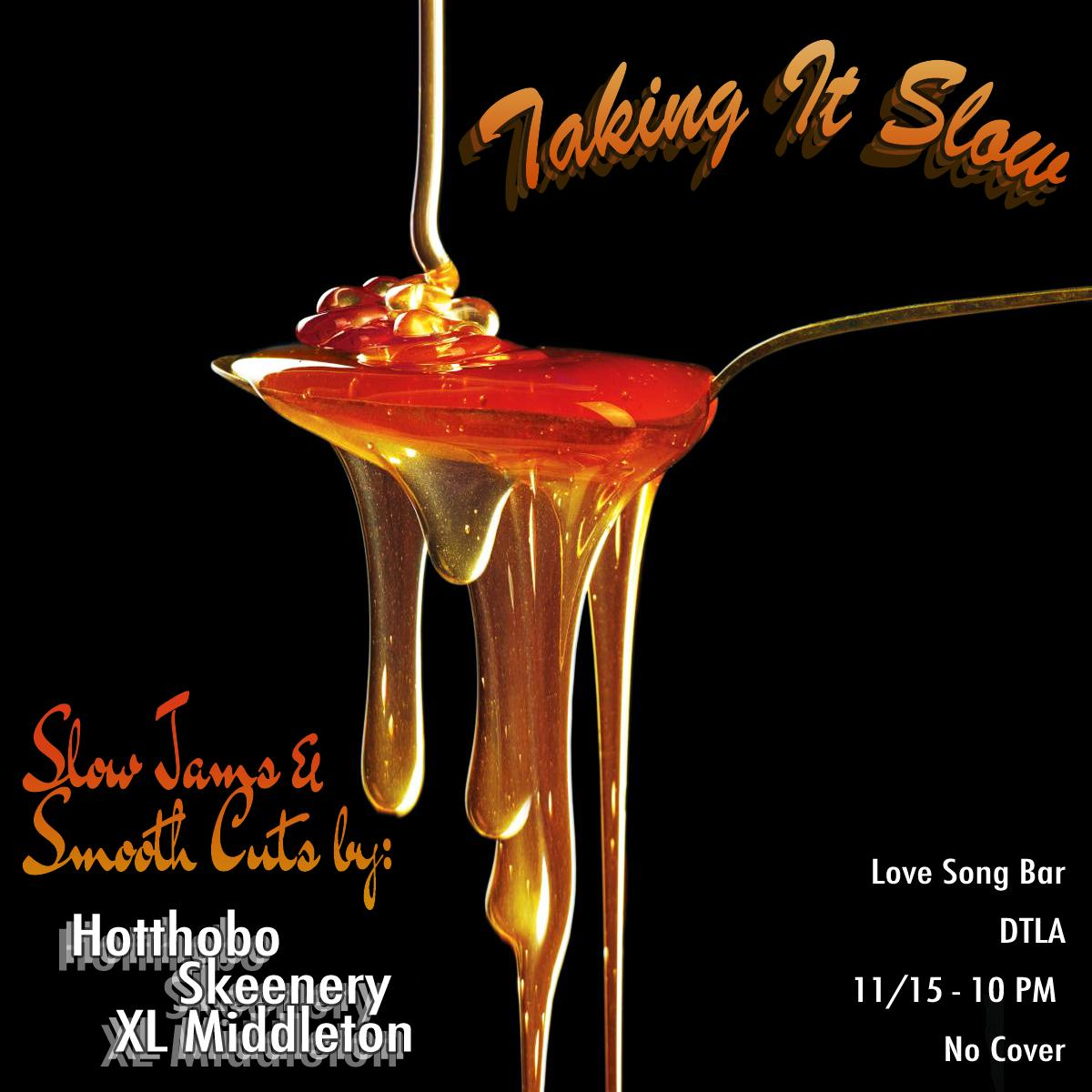 Taking It Slow: Slow Jams & Smooth Cuts